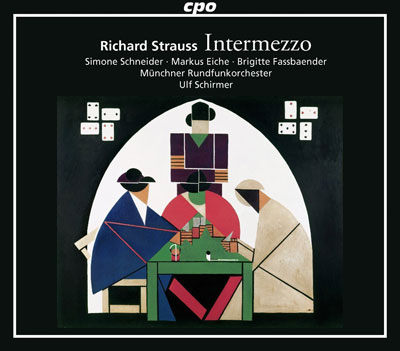 "Richard Strauss: ""Intermezzo"""