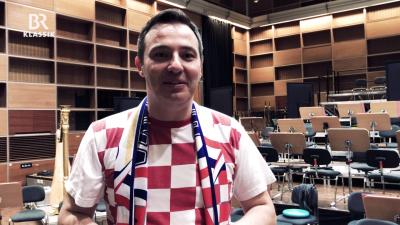 Ivan Repusic im Kroatien-Trikot