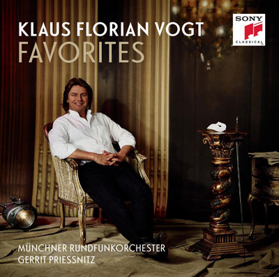 Klaus Florian Vogt – Favorites