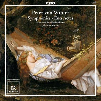 Peter von Winter: Symphonien und Ouvertüren