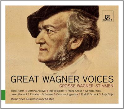 Zum Wagner-Jahr: Große Wagner-Stimmen